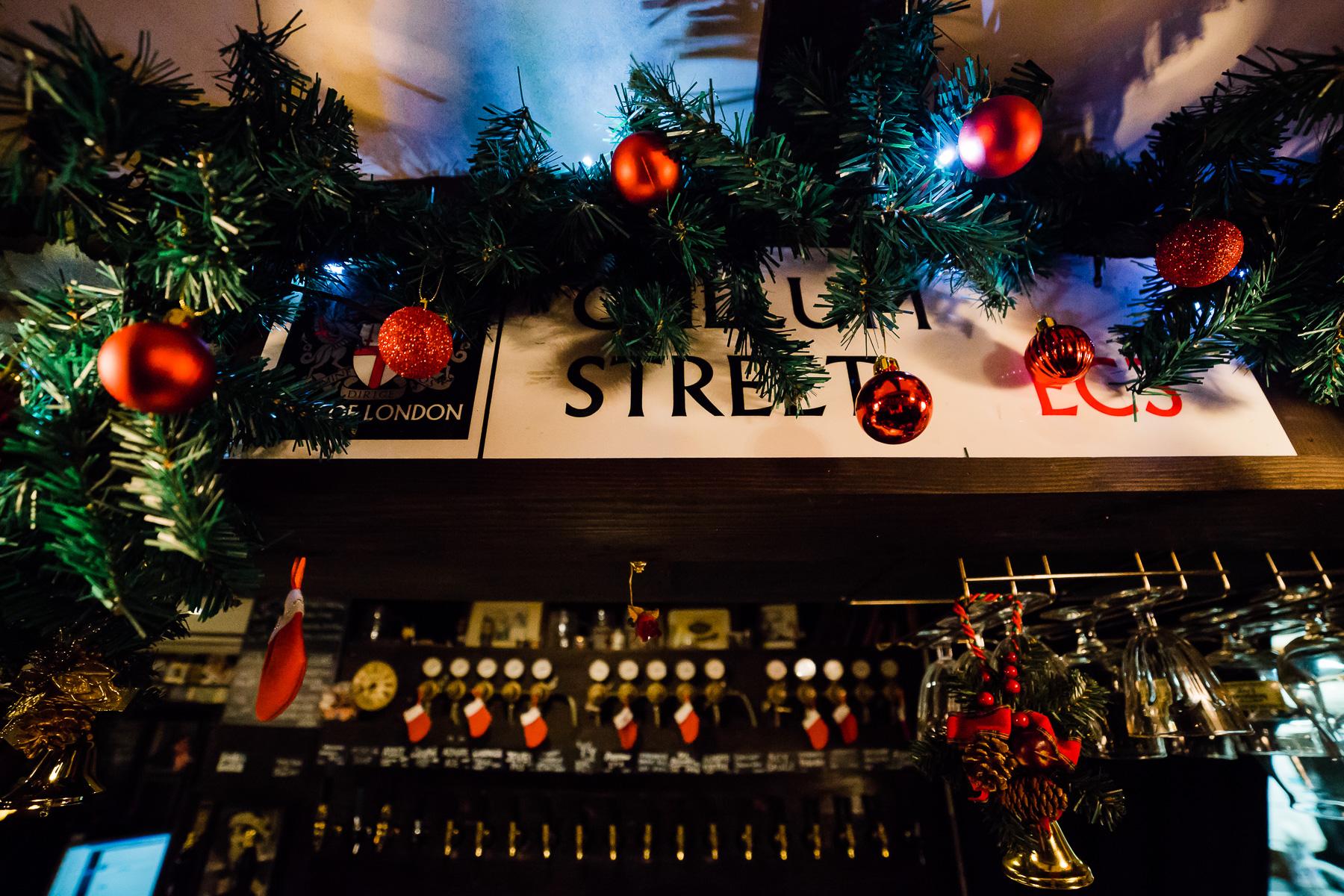 aldgate christmas decorations
