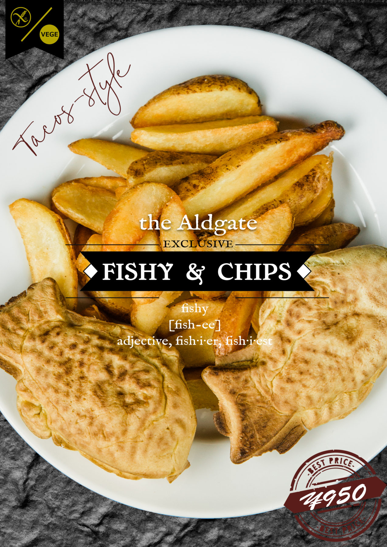 Fishy & Chips - the Aldgate Shibya